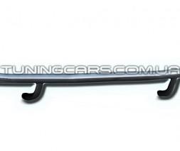 Защита заднего бампера для Ford Ranger (2006-2012) FDRG.06.B1-15 d60мм x 1.6