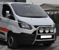 Кенгурятник Ford Transit (Custom) [2013+] WT018 (Adolf)