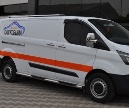 Пороги Ford Transit TT002 (Dragos)