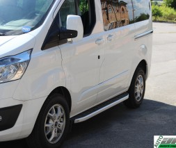 Пороги Ford Transit (Custom) NS001