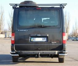 Задняя защита Ford Transit AK003 Double