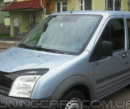 Дефлектор капота Ford Transit Connect 2002-2009