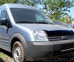 Дефлектор капота Ford Transit, Tourneo, Connect 2003+