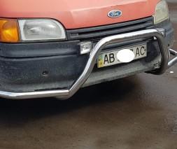 Защита переднего бампера для Ford Transit (1995-2000) FDTR.95.F1-29 d60мм x 1.6