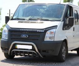 Передняя защита кенгурятник Ford Transit (95 - 00) FDTR.95.F1-02
