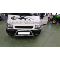 Защита переднего бампера для Ford Transit (2000-2006) FDTR.00.F1-11 d60мм x 1.6