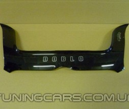Дефлектор капота Fiat Doblo 2010+