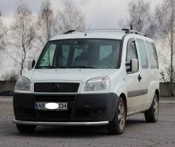Кенгурятник Fiat Doblo ST008 (Tetri)