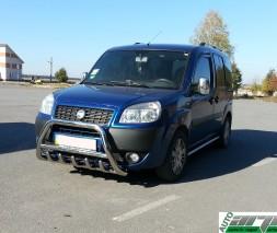Кенгурятник Fiat Doblo [2000-2010] WT003 (Inform)