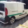 Пороги Fiat Doblo AB007 (Artemis Fin)