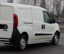 Пороги Fiat Doblo KB001 (Hector)