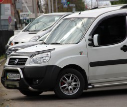 Пороги Fiat Doblo KB002 (Hunter)