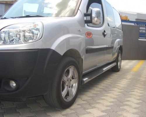 Пороги Fiat Doblo TT002 (Dragos)