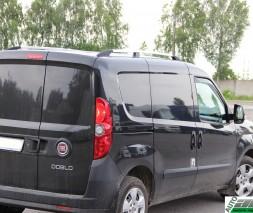Рейлинги Fiat Doblo [2005+] PB001-ABS