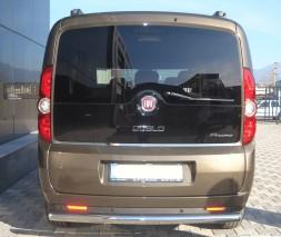 Задняя защита Fiat Doblo B1-02