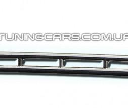 Модельная задняя защита Fiat Doblo (15+) FTDB.10.B1-04M
