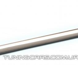 Пороги трубы Fiat Fiorino (08+) CTNM.08.S1-01