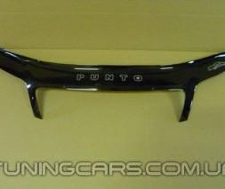 Дефлектор капота Fiat Punto 2003–2010