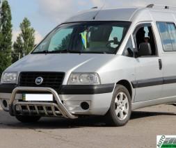 Кенгурятник Fiat Scudo WT002 (Invite)