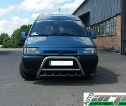 Кенгурятник Fiat Scudo [1995+] WT003 (Inform)