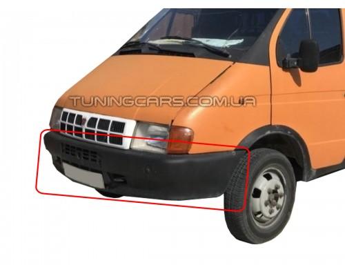 Бампер передний для ГАЗ Газель 3302 ст. обр. Оригинал (окрашенный)