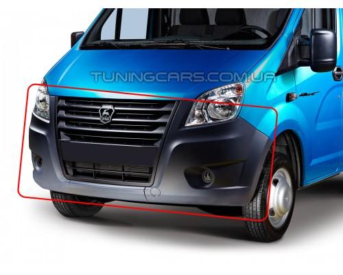 Бампер передний для Газель Next (ГАЗ-3302) Оригинал