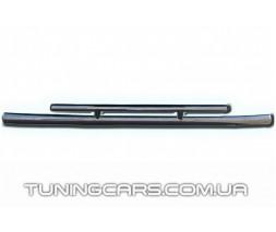 Защита переднего бампера для Geely Emgrand X7 (2012+) GLEM.12.F3-20 d60мм x 1.6