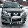 Защита переднего бампера для Great Wall Haval H3 (2013+) GWHL.13.F2-01 d60мм x 1.6