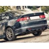 Накладка на задний бампер Honda Accord Sport (рестаил.)