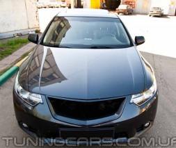 "Решетка радиатора Honda Accord 8 в стиле ""Mugen"", Honda Civic"