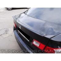 Лип спойлер Honda Accord 8, Хонда Аккорд