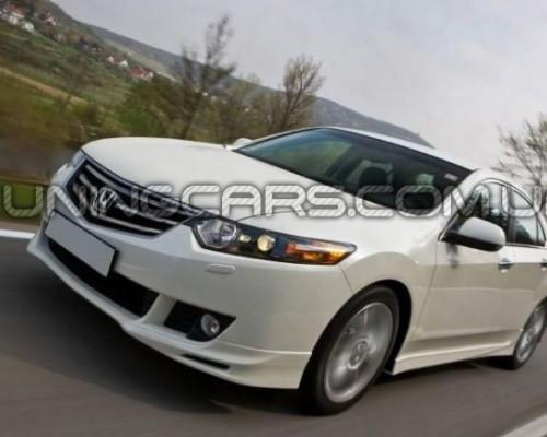 "Накладка на передний бампер Honda Accord ""Mugen"" 2008"