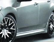"Накладки на пороги Honda Accord ""Mugen"" 2008"