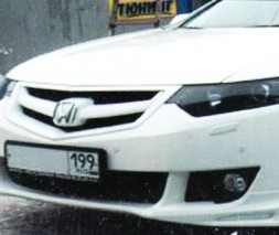 Решетка Honda Accord 2008