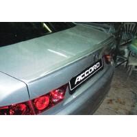 Спойлер Honda Accord Сабля 2003