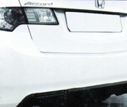 "Накладка на задний бампер Honda Accord ""Mugen"" 2008"