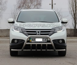 Модельный кенгурятник Honda CR-V (12 - 16)HDCR.12.F1-18