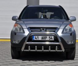 Кенгурятник Honda CR-V [2002-2012] WT003 (Inform)