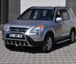 Кенгурятник Opel Antara [2006+] WT003 (Inform)