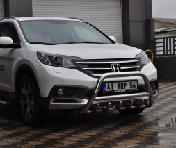 Кенгурятник Honda CR-V [2012+] WT003 (Inform)