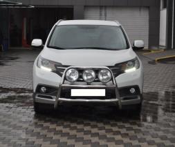 Кенгурятник Honda CR-V [2012+] WT018 (Adolf)