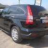 Пороги Honda CR-V EB002 (Elegance Black)