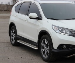 Пороги Honda CR-V [2012+] KB001 (Hector)