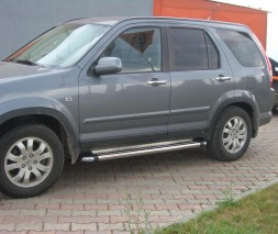 Пороги Honda CR-V KB002 (Hunter)