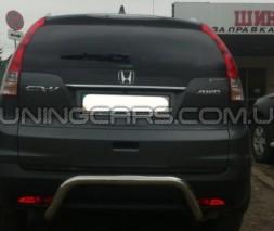 Задняя защита Honda CR-V B1-19