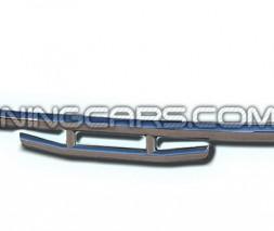 Защита заднего бампера Honda CR-V (15+) HDCR.15.B1-03 D