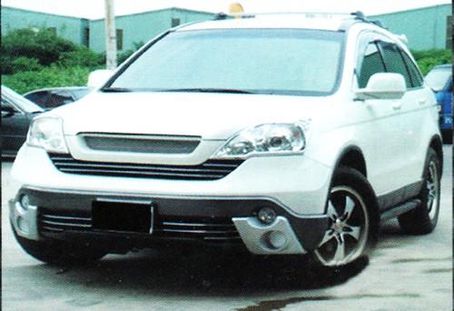 "Накладка на передний бампер Honda CR-V ""Mugen"""