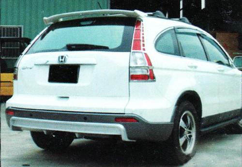 Накладка на задний бампер Honda CR-V Mugen