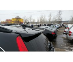 Спойлер Honda CR-V Завод