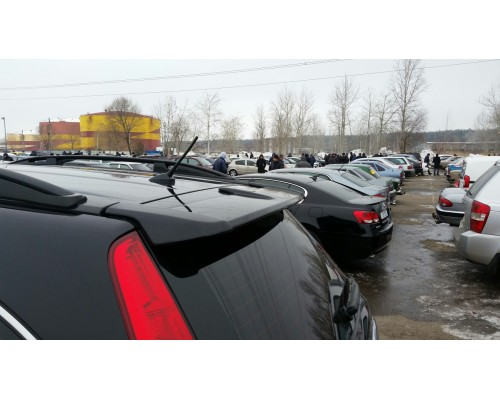 "Спойлер Honda CR-V ""Завод"""